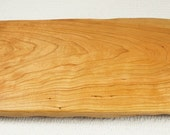 Footed Cherry Cutting Board, Serving Tray, Sushi Tray, Medium Cutting Board, Footed Cheese Board,