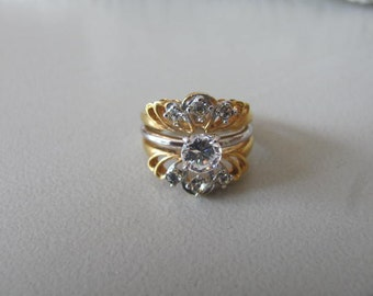 Vintage Wedding Engagement Ring