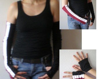 Space Commander arm warmers