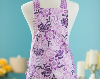 Child's Apron - Lovely Lilac