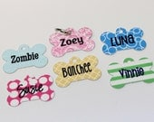 Personalized Dog Tag - Pet ID Tag - Custom Pet name tag - Choose Your Design