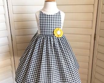 Applewood Dress -- Size 4T