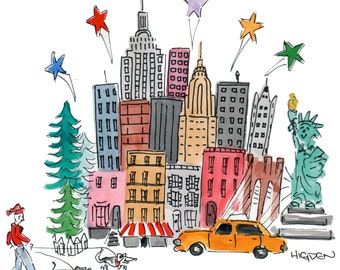New York City Stars!