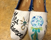 Custom Listing Wedding TOMS