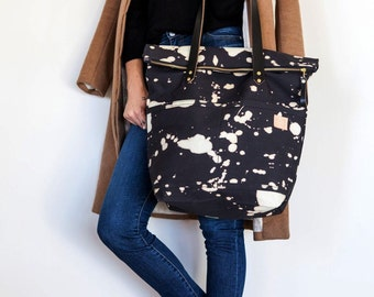 The Porter Tote - spotted