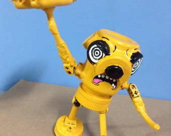 assemblage robot jake mad dog