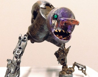 assemblage gollum mouth breather