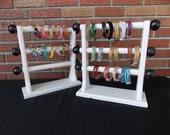 Display Rack for bracelets, jewelry, ties, etc.