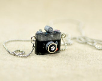 Personalized necklace Minox DCC Camera miniature / personalized gift /personalized necklace