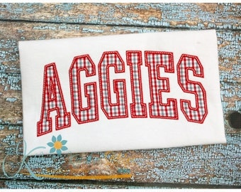 Aggies Arched