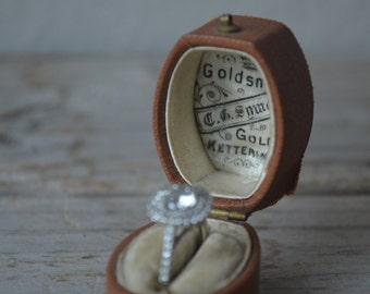 Antique Ring Box