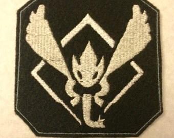 Vigilo Confido Patch XCOM Embroidered Logo ...