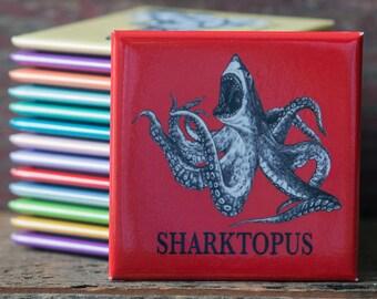 Sharktopus Magnet