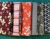 Very HTF Free Spirit Denyse Schmidt Hope Valley Fabric FQ Bundle
