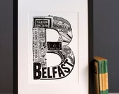 Belfast print