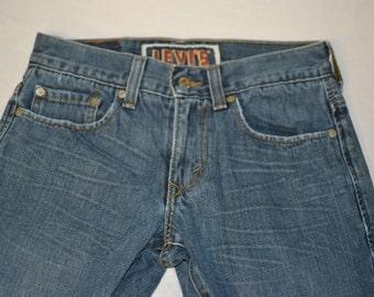 Ladies Womens Teens Girls LEVI Skinny 511 Jeans Like Brand New 29 Waist x 32 Length