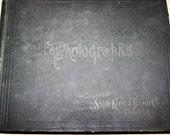 Antique 1892  Shepp's Photographs of the World Book