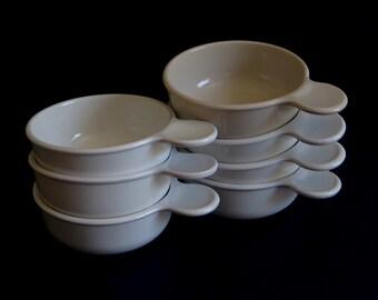 Corning Grab It Bowls White or Beige 15 oz P-150-B