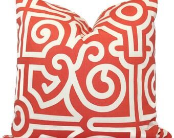 Tobi Fairley Decorative Pillow Cover, Meriweather Azalea, Crazy Ole Bird Decorative Pillow Cover, Square, Eurosham or lumbar pillow, throw