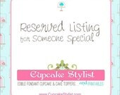 Reserved listing for idalis05