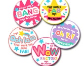 WORDY Personalized stickers for Teachers