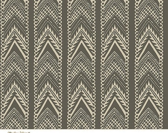 65002 - Parson Gray Empire Felucca in Anchor color- 1 yard