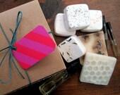 Sampler Box #4 of Perfume, Soap, Bath Bombs, and Perfume STORE CLOSING