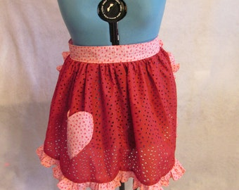 Adorable Pinkie Pie Inspired Apron