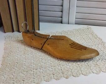 Wood Shoe Stretcher Cobbler Shoes Wood Shoes