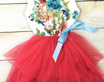 PREORDER SALE Custom Birthday Tutu Dress / Birthday Outfit Girl, Toddler Dress, Baby Girl Dress, Birthday Dress, Birthday Girl