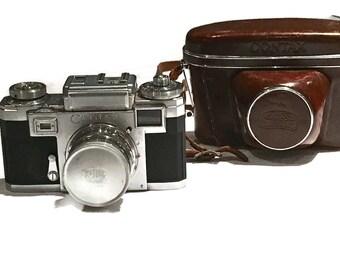 Vintage Zeiss Ikon Contax llla Sonnar Camera