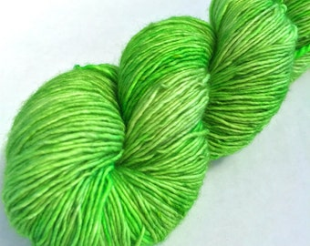 Moxie Sock Yarn in Leaf Out - New Summer Colorway - In Stock