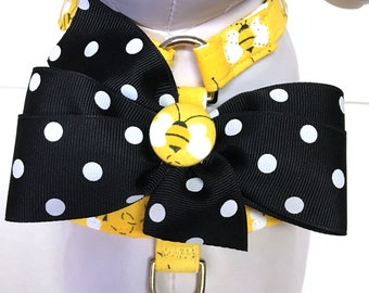 Dog Harness- The Bumble Bee