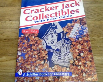 Cracker Jack Collectibles guide by Ravi Pina 1995