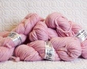 Yak Yarn in Pretty Pink