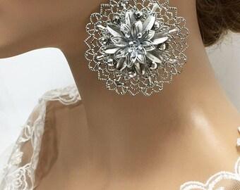 Bridal jewelry, Bridal earrings, Wedding jewelry, Bridesmaids earrings, Bohemian earrings,Fasion jewelry, Fasion earrings