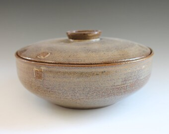Stoneware Pottery Jar Ceramic Holder