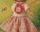 "Daisy May for NEW TINY [6.5""] Riley Kish by JDL Doll Clothes"