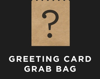 Idlewild Co. Grab Bag Assorted Cards