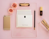 Downtown Deco Personalized Stationery Set
