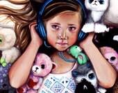 Limited Edition Fine Art Print - Nicole Waszak