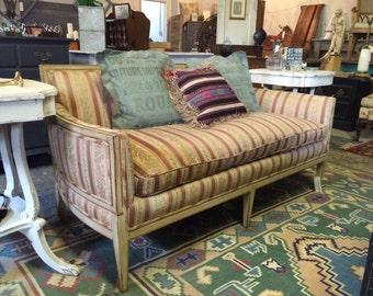 Vintage french sofa
