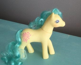 Vintage G1 My Little Pony Cha Cha