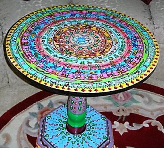 Circle of Life-Table