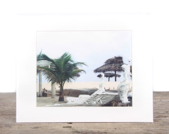 Original Fine Art Photography / Jamaica / Island Photography / Mermaid / Beach Gift / Beach Decor / Beach House Decorations Film Photography