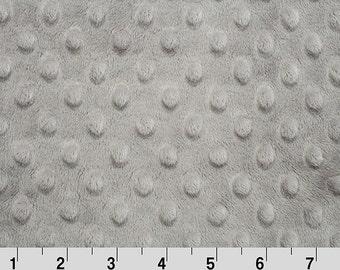 Steel Dimple Minky From Shannon Fabrics