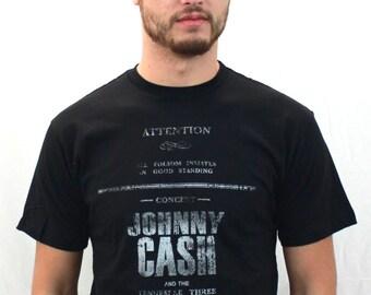 ATTN Inmates -100% Ring Spun Cotton Short Sleeve Crew Neck 4.1 Ounces