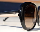 Chanel sunglasses 5312 made in Italy Chanel logo etched in lens