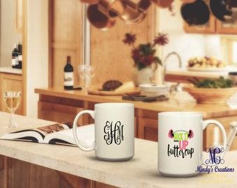 Ceramic Coffee Mug - Large