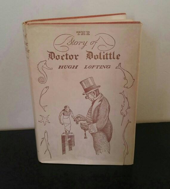 Vintage libro  la historia del Doctor por MoonkittensTimeline
